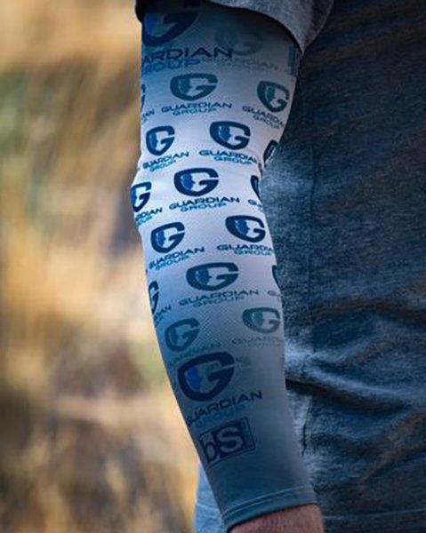 Guardian Group shield logo daily sleeve