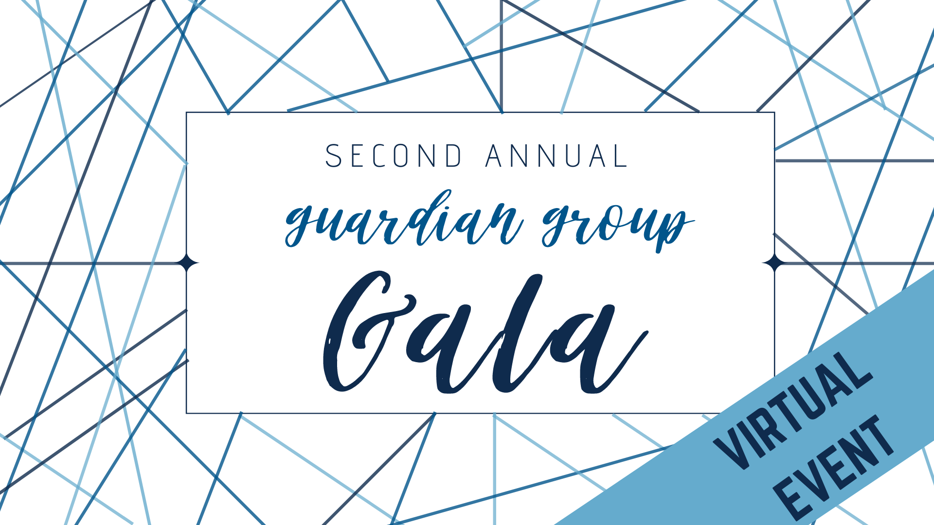 second annual gala virtual image