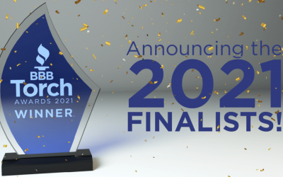 BBB 2021 Torch Awards Finalists